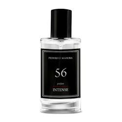 FM 56 pánska intense parfumovaná voda inšpirovaná vôňou Christian Dior - Fahrenheit
