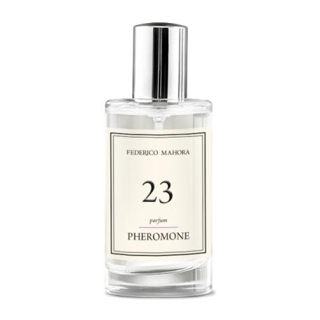FM 23f dámsky parfum s feromónmi inšpirovaný vôňou Cacharel - Amor Amor