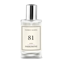 FM 81f dámsky parfum s feromónmi inšpirovaný vôňou Donna Karan - DKNY Be Delicious