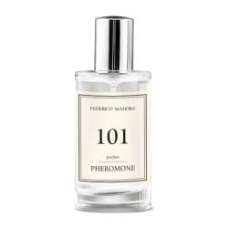 FM 101f dámsky parfum s feromónmi inšpirovaný vôňou Giorgio Armani - Armani Code