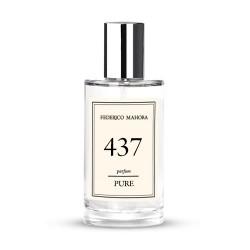 FM 437 dámsky parfum 50 ml, inšpirovaný vôňou Hugo Boss - The Scent