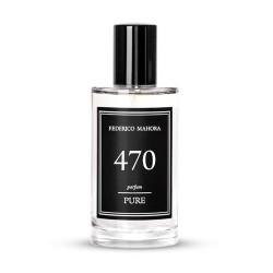 Pure 470 inšpirovaný vôňou ROBERTO CAVALLI - Uomo