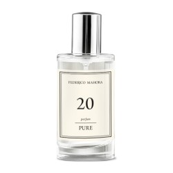 FM 20 dámsky parfum inšpirovaný vôňou Elizabeth Arden - Red Door Velvet