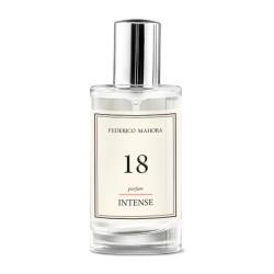 FM 18 dámsky intense parfum inšpirovaný vôňou Chanel - Coco Mademoiselle