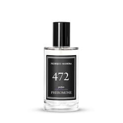 FM 472f pánsky parfum s feromónmi 50 ml, inšpirovaný vôňou CREED - Aventus