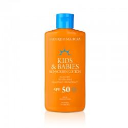 Mlieko na opaľovanie pre deti i bábätká SPF 50 150 ml