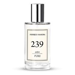 FM 239 dámsky parfum 50 ml, inšpirovaný vôňou Burberry - The Beat