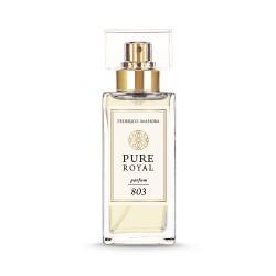 FM 803 Pure Royal dámsky parfum inšpirovaný vôňou Jean Paul Gaultier - Scandal