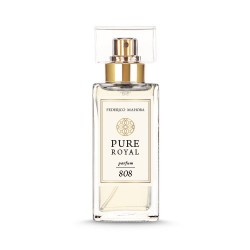 FM 808 Pure Royal dámsky parfum inšpirovaný vôňou Bvlgari - Goldea the Roman Night