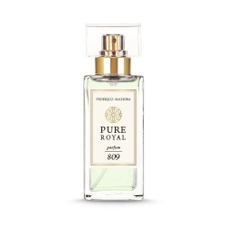 FM 809 Pure Royal dámsky parfum inšpirovaný vôňou Tom Ford - Black Orchid
