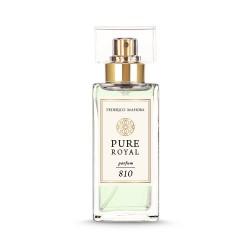 FM 810 Pure Royal dámsky parfum inšpirovaný vôňou Christian Dior - Miss Dior Blooming Bouquet