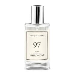 FM 97f dámsky parfum s feromónmi 50 ml, inšpirovaný vôňou Gucci - Gucci Rush 2