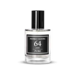 FM 64 pánsky parfum 30 ml, inšpirovaný vôňou Giorgio Armani - Black Code