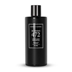 FM 472 pánsky parfumovaný sprchový gél 300 ml, inšpirovaný vôňou CREED - Aventus