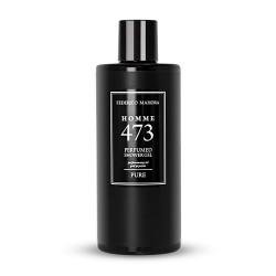FM 473 pánsky parfumovaný spchový gél 300 ml, inšpirovaný vôňou Christian Dior - Sauvage