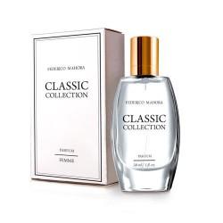 FM 132 dámsky parfum 30 ml - klasická kolekcia, inšpirovaný vôňou Versace - Crystal Noir