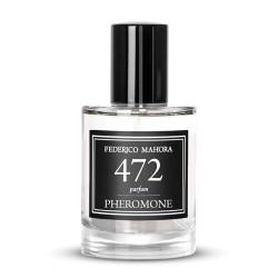 FM 472f pánsky parfum s feromónmi 30 ml, inšpirovaný vôňou CREED - Aventus