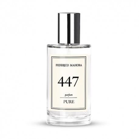 FM PURE 447 dámsky parfum 50 ml