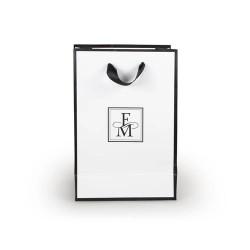 Papierová taška FM - stredná