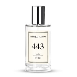 FM 443 dámsky parfum 50 ml, inšpirovaný vôňou DKNY - Golden Delicious