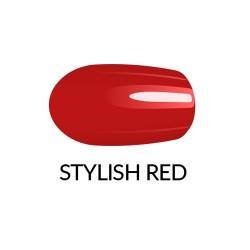 Lak na nechty Stylish Red