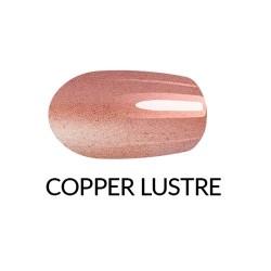 Lak na nechty Gel Finish - Coppery Lustre 11 ml