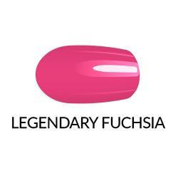 Lak na nechty Gel Finish - Legendary Fuchsia 11 ml