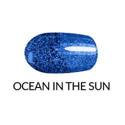 Lak na nechty Gel Finish - Ocean In The Sun 11 ml