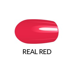 Lak na nechty Gel Finish - Real Red 11 ml