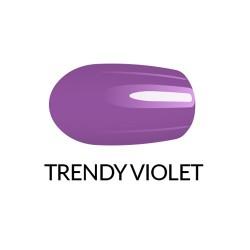 Lak na nechty Gel Finish - Trendy Violet 11 ml