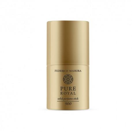 Tuhý parfum FM 900 Pure Royal Unisex 5 g