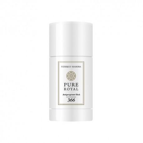 Dámsky parfumovaný antiperspirant FM 366 Pure Royal 75 g