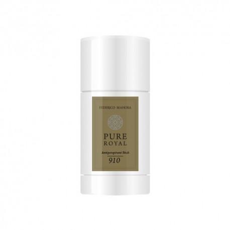 Parfumovaný antiperspirant FM 910 Pure Royal Unisex 75 g