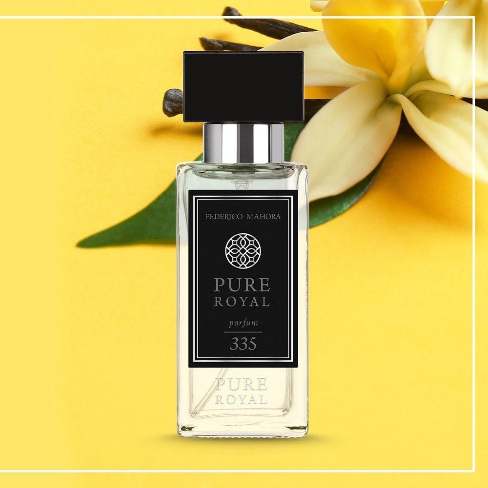 AKCIA TÝŽDŇA! Objednajte si parfum FM 335  Pure Royal s 10 % zľavou!