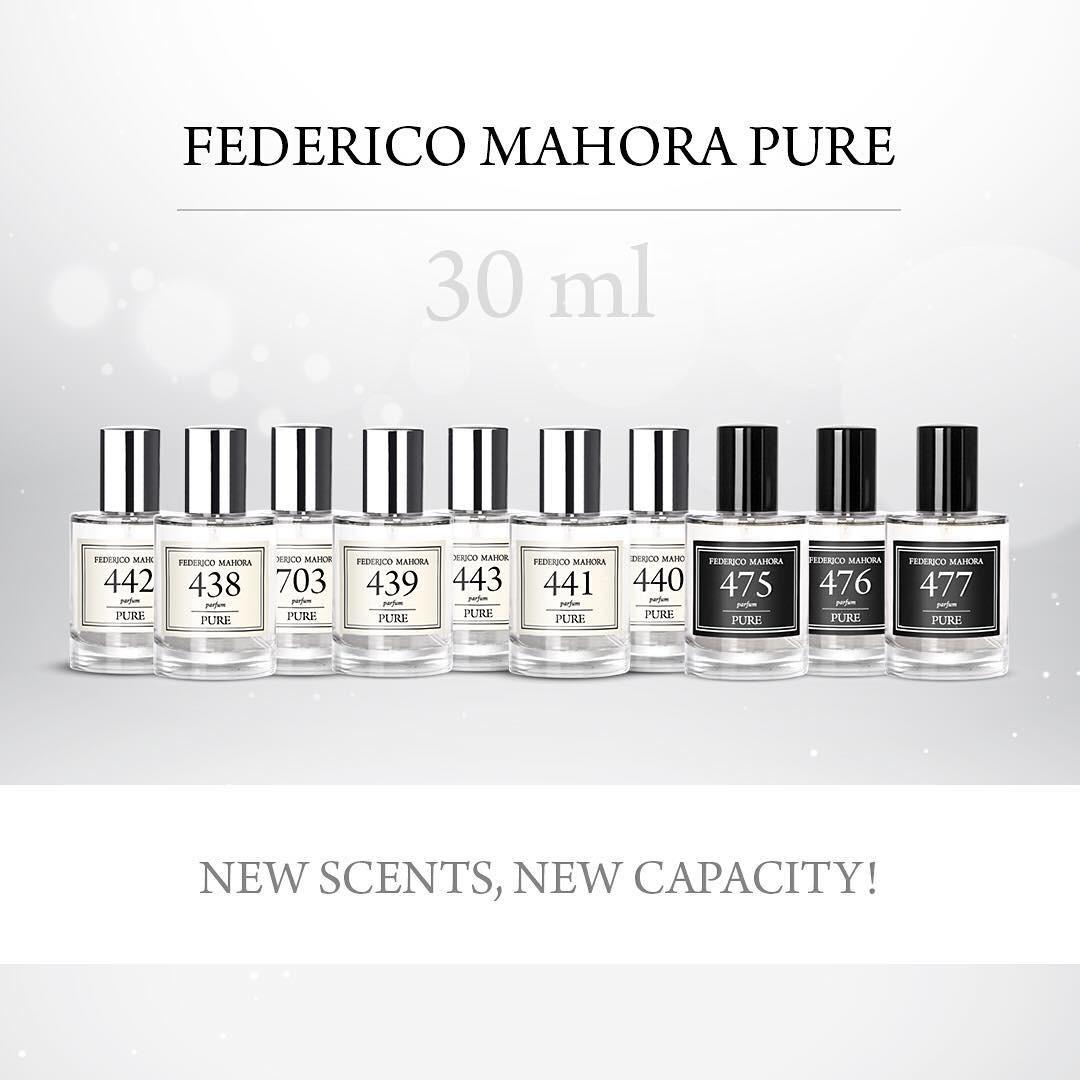 Parfumy Federico Mahora