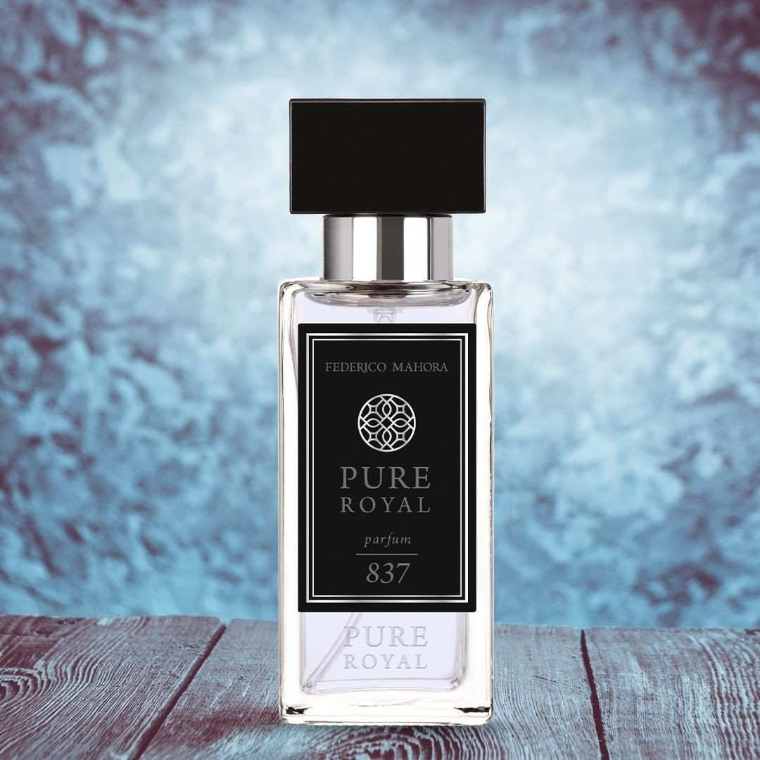 FM 837 Pure Royal pánsky parfum 50 ml
