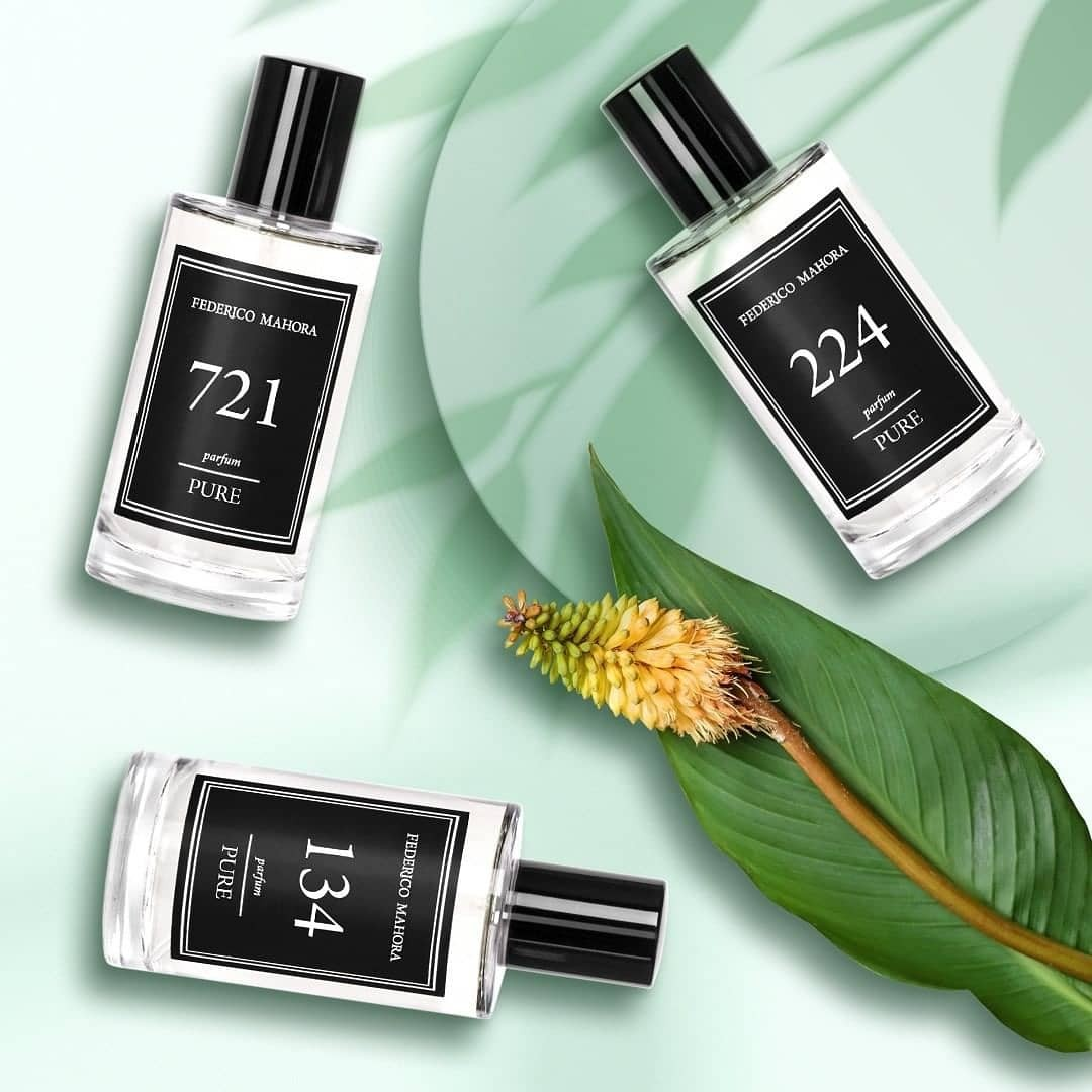 Pánske parfumy PURE