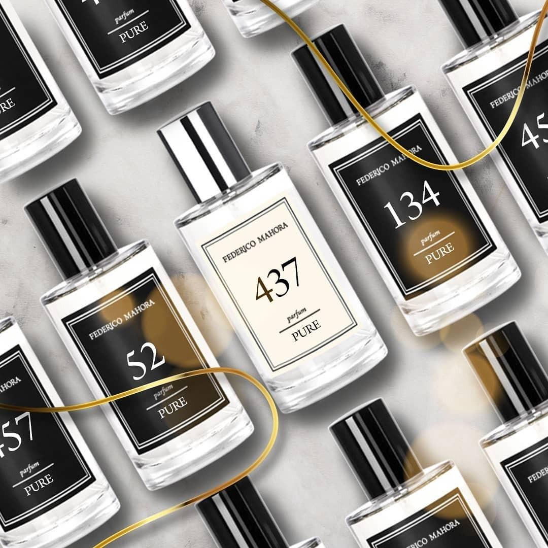 Pánske a dámske parfumy PURE Federico Mahora