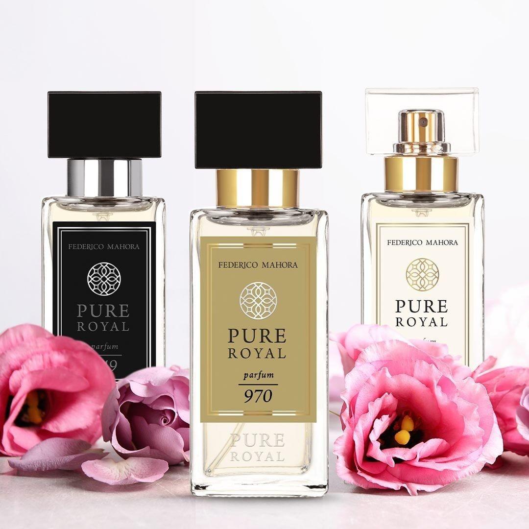 Využite 15 % zľavu na novinky - parfumy PURE ROYAL - akcia platí od 3.5. do 8.5 - 23:59 hod.
