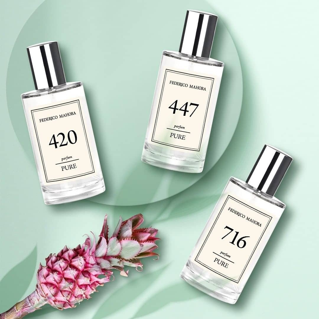 Dámske parfumy PURE